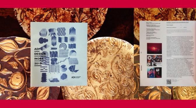 SuNight, Pocket-Sun, Accordion Light: il progetto di tesi di Naike Cogliati selezionato nella categoria Targa Giovani e pubblicato nel volume ADI Design Index 2015!