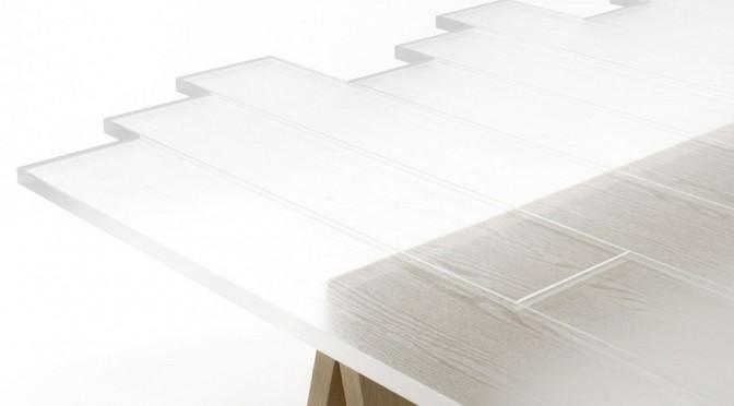 Clear Wood, il nuovo appeal del legno